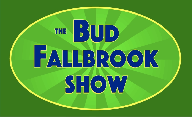 The Bud Fallbrook Show official logo
